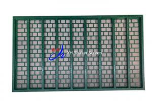 China Replacement Shale Shaker Screen For Drilling Mud Kemtron 28 shale shaker on sale