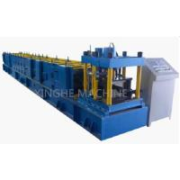 C Z Purlin Roll Forming MachineFor Making Roofing Load - Bearing Plate