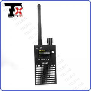 China Small Bug Wireless Signal Detector ,  Anti Candid Wireless Camera Rf Detector on sale