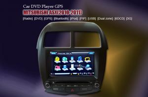 China PIP 3G Mitsubishi DVD Player for ASX With GPS / Bluetooth / I-POD control / Amplifier ST-8926 on sale