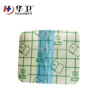 China Health Care Product Printing Surgical Transparent I.V. cannula dressing on sale