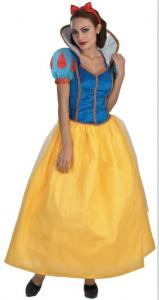 Quality Good ventilation Cartoon Custom Character snow white mascot costumes for sale