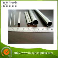 China High Quality ASTM B861 Gr5 Seamless Titanium and Titanium Alloy Pipe on sale