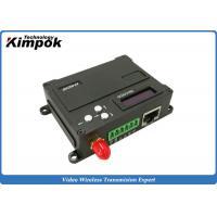 UAV Network Wireless Ethernet Radio 30dBm Miniature TDD COFDM Wireless Transceiver 20km LOS