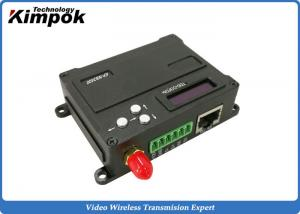 China IP Network Wireless Transceiver Miniature TDD COFDM Wireless Video Surveillance on sale