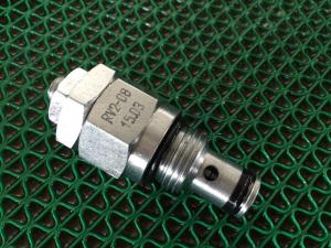 China RV2-08 Adjustable Direct Acting Relief Valve with Cavity 3/4-16UNF Pressure 40 - 240 Bar on sale