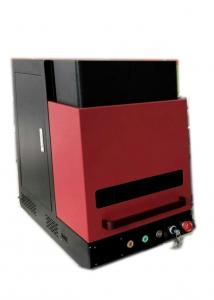 China High Speed Portable Fiber Laser Marking Machine 20W EZCAD Control Software For Metals on sale