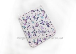 China Wallet With Cell Phone Card Sleeve 3M Adhesive Tape PU Leather Material on sale
