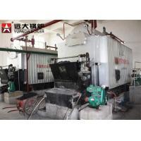 Q245R Material Biomass Steam Boiler Water Tube Wood Pellets Package Boiler