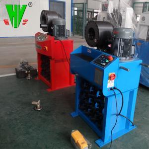 China factory supply competitive hydraulic hose crimping machine price hydraulic hose crimper & China factory supply competitive hydraulic hose crimping machine ...