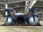 Saturated Steam Industrial Pressure Vessel for AAC , High Temperature