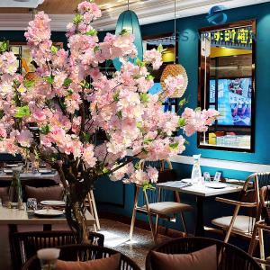 China Pest Free Artificial Cherry Blossom Tree For Restaurant / Cinema on sale