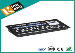 China 12 Fixture DMX LED Light Controller Easy Control 600 Scene Step For Wedding on sale