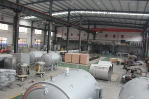 China Uniform Heating Vacuum Sintering Furnace With Advanced Automation Control on sale