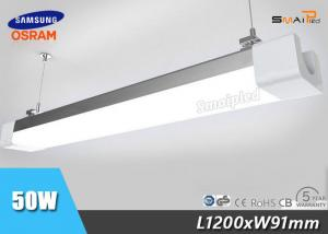 China Corrosion - Proof 50w SMD2835 1.2m LED Tri Proof Lamp For Warehouse Lighting on sale
