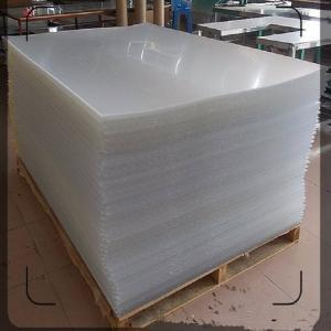 China 30mm Thickness Frosted 2mm Plexiglass Acrylic Sheet wholesale