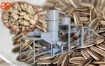 Commerical sunflower seeds dehisce machine for sale sunflower seeds shelling machine China supplier