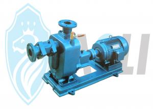 China Electric Horizontal Self Priming Centrifugal Pump , Self Priming Motor Pump OEM on sale