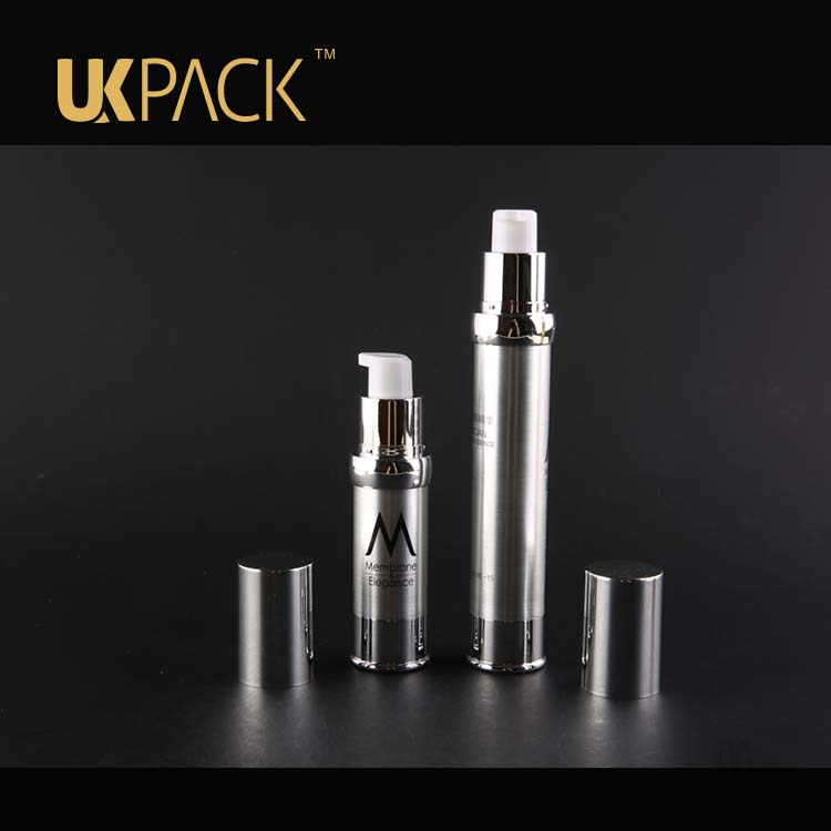 Attractive appearance classic airless bottle 30ml,15ml-20ml-30ml AS Cosmetic bottle