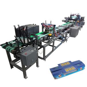 China 6000pcs/H 80kg Cockroaches Glue Trap Machine on sale