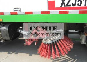 China Road Washing / Sweeping / Spraying Special Vehicles with 5600L Water Tank on sale