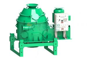 China Oil Field Drilling Mud Vertical Drying Range Machine Chromium Cast Iron Material on sale