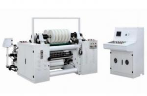 China FHQZ High Speed Center Surface Rewinding And Slitting Machine on sale