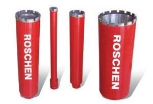 China Hilti Diamond Construction Core Bits 2 1/2 for Drilling Reinforced Concrete on sale