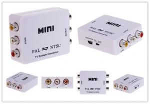 China AV PAL to NTSC PAL Converter PAL to NTSC Adapter for Camera / TV on sale