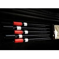 21.5 Mm Length Threaded Drill Rod For Road Construction / Geological Exploration