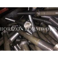 Half Threaded Hex M16 Bolts With Nut and Spring Washer Made of Carbon Steel