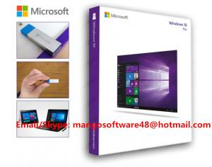 China Genuine Computer Software System Windows 10 Professional on sale
