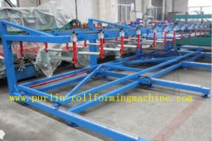 China 5.5KW Hydraulic Power Automatic Stacking Machine / Piler Rolling Machinery on sale