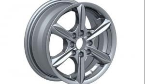 China aluminum wheels special powder coating on sale