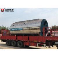 China 1500Kg Boiler Fire Tube Steam Boiler Automatic Diesel Gas Steam Boiler on sale