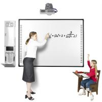 China 85inch infrared multi touch interactive whiteboard , electronic whiteboard , interactive smart board for education on sale