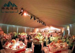 Quality Marquee Gazebo Wedding Event Tents With Sandwich Panel And Wall Curtain for sale ... & Marquee Gazebo Wedding Event Tents With Sandwich Panel And Wall ...