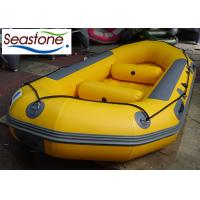 6 Person White Water Rafting Kayak Thermal Welded High Physical Strength