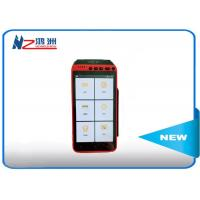 China Android Tablet Point Of Sale Terminal Mobile Pos Machine With Touch Screen on sale