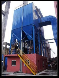 China Explosion Proof Pulse Jet Bag Filter For Dry Cement Production Line on sale