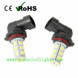 China 18 LED 5050 SMD 9005 HB3 Car Automotive Fog Light Lamp Bulb 12V on sale