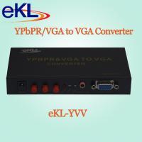 YPbPR/VGA to VGA Converter