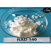 Effective Sarms Cutting Cycle Steroids RAD-140 Bodybuilding White Powder CAS 118237-47-0