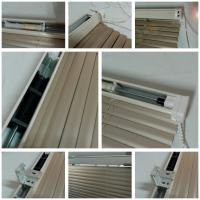 Aluminum blinds curtains
