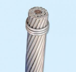 China ASTM B232, BS215, DIN48204, IEC61089 ACSR Conductor on sale