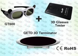 China 3D School Solution with IR 3D Emitter and Active Shutter Glasses  on sale