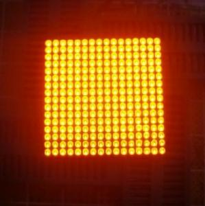 China SGS 40mm 16x16 Rgb Led Matrix  , Dot Matrix LED Running Display on sale