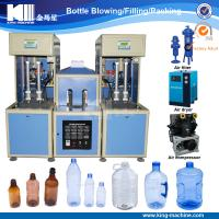 Plastic / PET Bottle Blow Machine