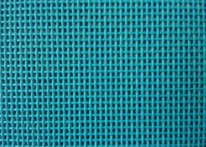 China La prenda impermeable de la fuente 1X1 y el PVC al aire libre Anti-ULTRAVIOLETA cubrieron la cerca de la piscina de la tela de malla on sale
