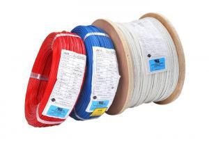 China Multi Colors PVC Insulated Copper Wire Pure Copper Conductor UL Certificated UL1015 on sale